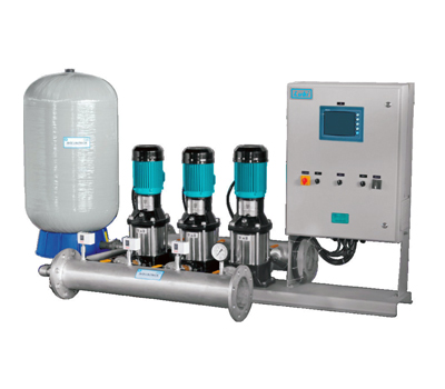 Pressure Booster Pumps